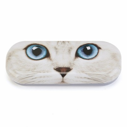 cats, sunglasses, eye glasses, glasses case, Cats Eye London, Roof Top kitty, accessories, fashion, Persian Cat, cat themed fashion, travel,