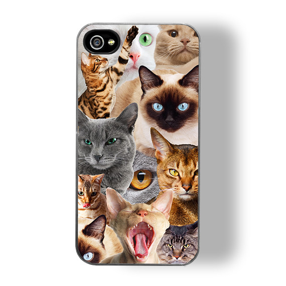 cats, kittens, IPhone, iPhone cases, travel, cat themed, accessories, domestic cats, Cat Riot iPhone Case, iPhone 4, iPhone 5