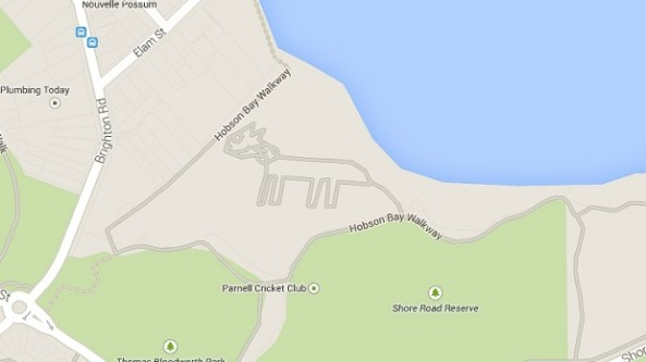 Google, Cat, Giant  Cat , Auckland, New Zealand, Hobson Bay Walkway, internet cats, Maps, technology
