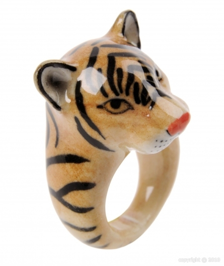 Nach Bijoux Jewelry, Rings, Tigers, France, Cat themed fashion, accessories, Giving Tuesday, Holiday gifts, Christmas Gifts, Xmas gifts, handmade jewelry, France, Europe, Planet Tiger, Planete Tigre, Tigers