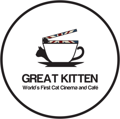 Cats, Kittens, Cat Cafes, UK, London, Great Kitten, Cat cafe and cinema, Cats at the Movies, Worlds first Cat Cinema and Cafe, Cat adoption, homeless cats in the UK, Promoting cat welfare,