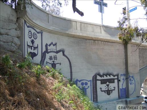 cats, cats in art, cat graffiti, cat graffiti Los Angeles, cat graffiti on freeway overpasses, cats art in California, There are cats everywhere, Cat inspired art,