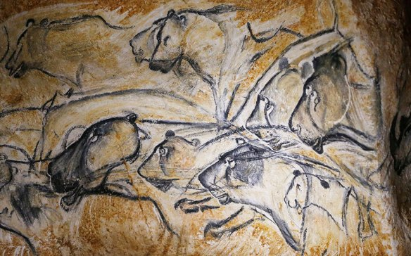 Cave Lions, Extinct Lions, Siberia, Russia, academy of Sciences of Yakutia, Pleistocene animals, big cats, Panthera spelaea (Goldfuss), Fossils, lion cubs, Prehistoric big cats, Scientific discovery, Cave Paintings in France, Chauvet Cave, Paleolithic art