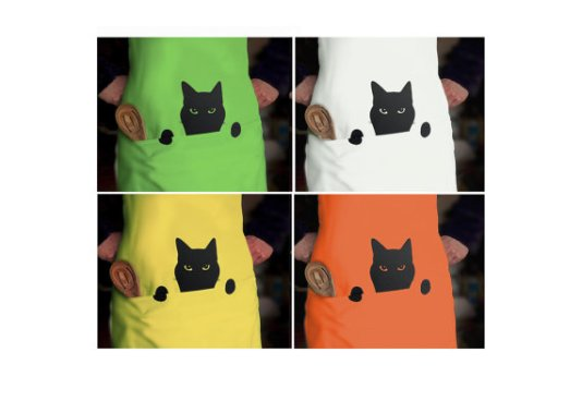 Buy it, Give it, Christmas, Christmas gift list, Cat themed gifts, unique gifts for cat lovers, Cat themed Christmas gifts, holiday gift ideas for cat lover, Apron, Cat Apron, Etsy, gifts for the home, shopping for a cause, fun ideas for cat lovers