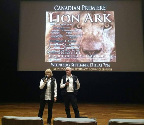 Lion Ark, lions, circus lions, big cats, animal rescue, documentary, Animal Defenders International, ADI, Bolivia, ban on circus animals, captivity